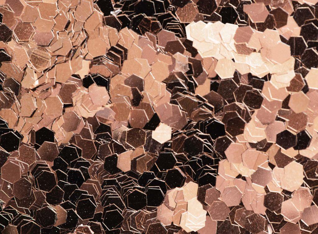 Kupferplättchen