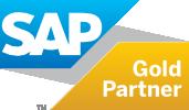 Logo SAP Gold Partner
