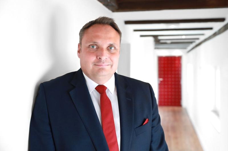 Portrait WIAG Vorstand René Althaus