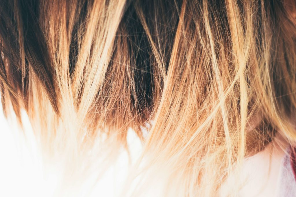 Foto Lange Haare