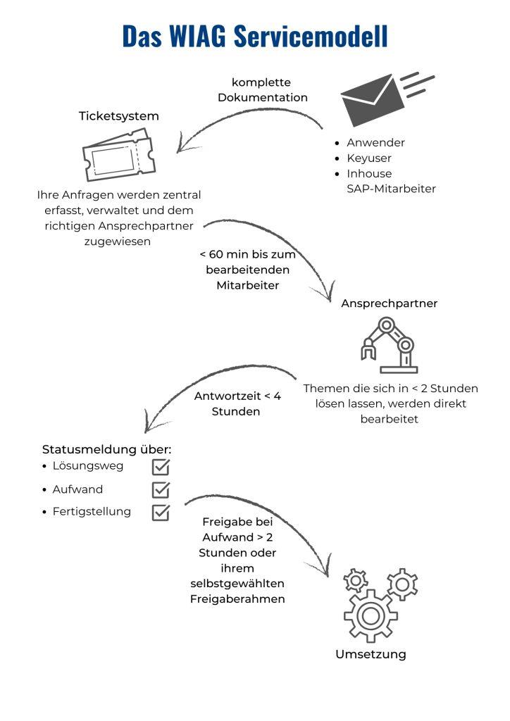 AMS Service SAP